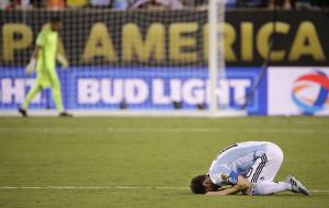 Lionel Messi Argentina Copa America
