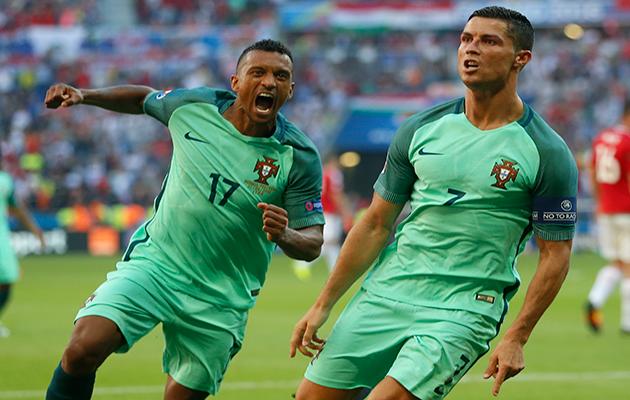 Hungary 3 Portugal 3