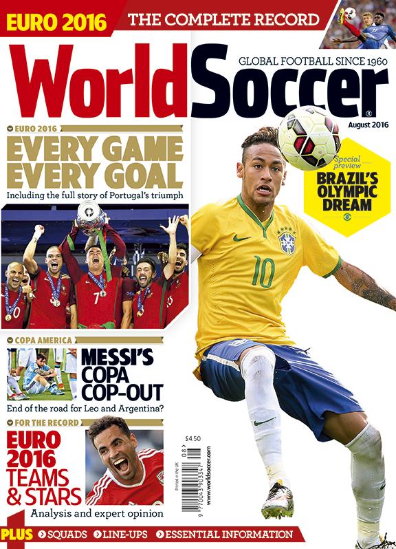 world soccer magazine wikipedia the free encyclopedia