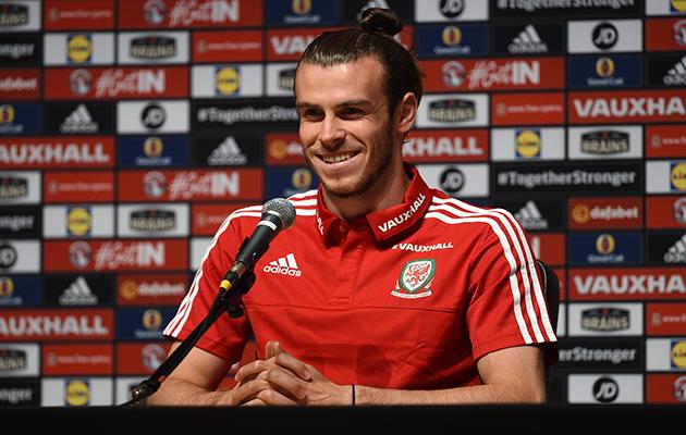 Gareth Bale Wales Belgium preview