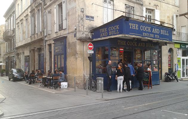 Cafe St Aubin La Victoire Bordeaux