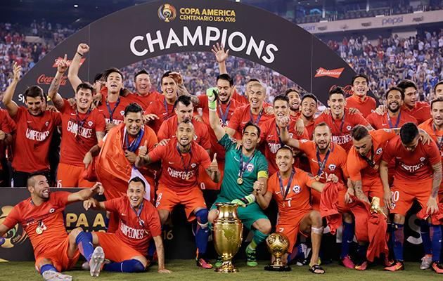 Chile Copa America