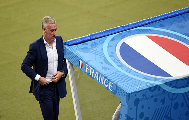 Didier Deschamps France Portugal