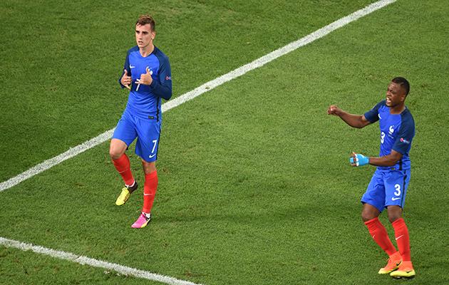 Germany 0 France 2
