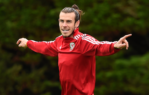 Gareth Bale Portugal v Wales preview