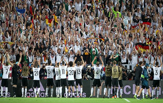 Germany v Italy