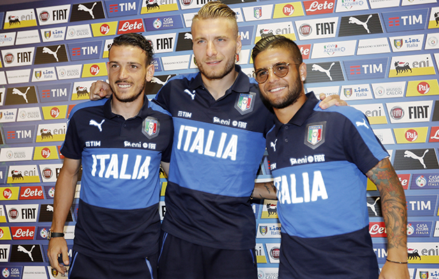 Italy in confident mood Euro 2016