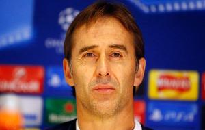 Julen Lopetegui Spain coach