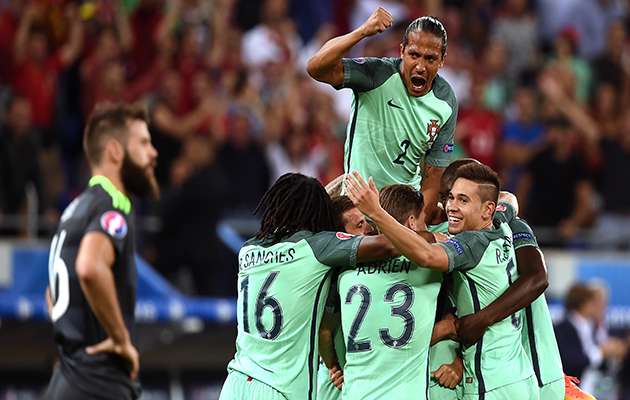 Portugal 2 Wales 0