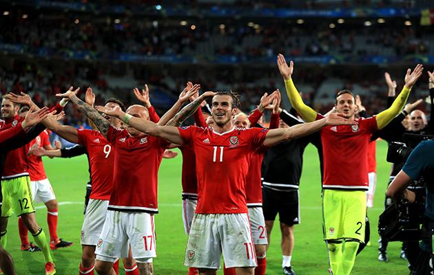 Wales 3 Belgium 1