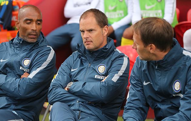 Frank De Boer Inter