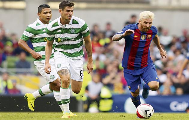 Lionel Messi Barcelona Spain La Liga