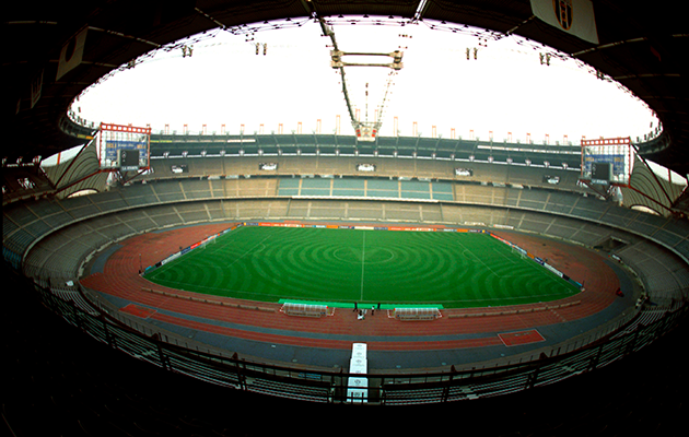 11++ Juventus Stadium