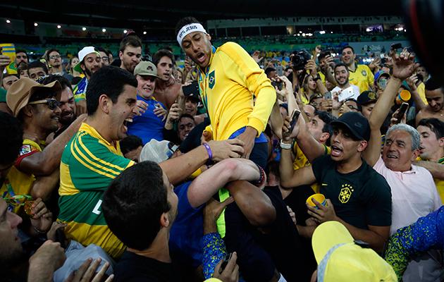 Brazil Neymar Rio