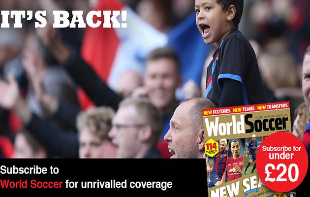 World Soccer subscription offer