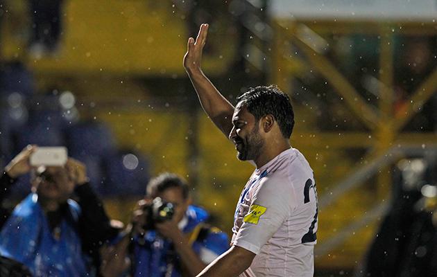 Carlos Ruiz Guatemala world cup record goalscorer