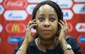 Fatma Samoura Fifa secretary general racism