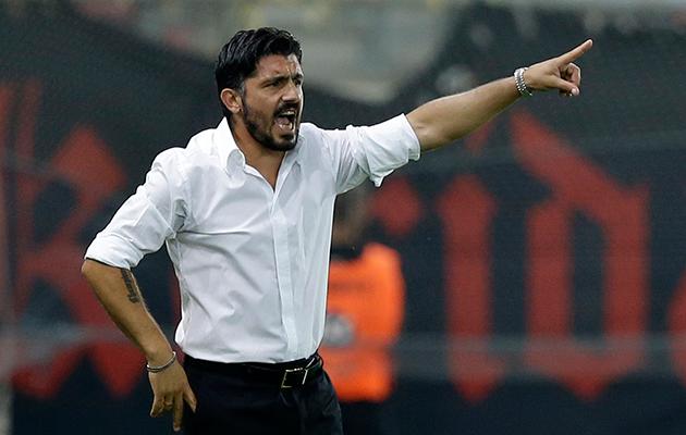 Gennaro Gattuso managers