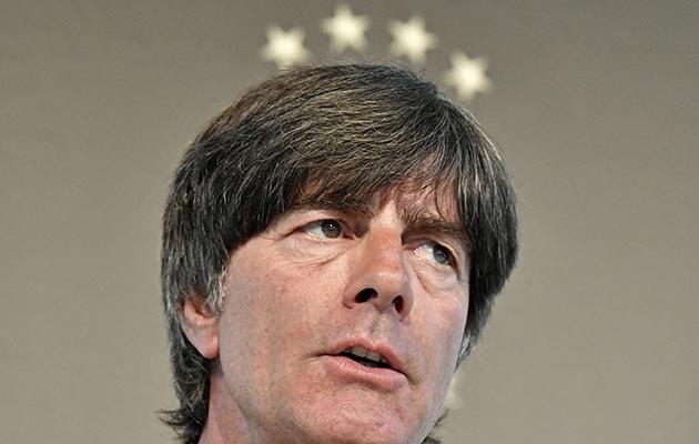 Germany coach Joachim Low