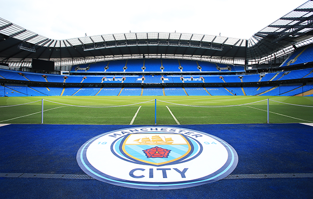 Manchester City crest transfer ban