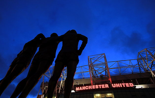 8bf7c7a9c Stadium Guide  Old Trafford