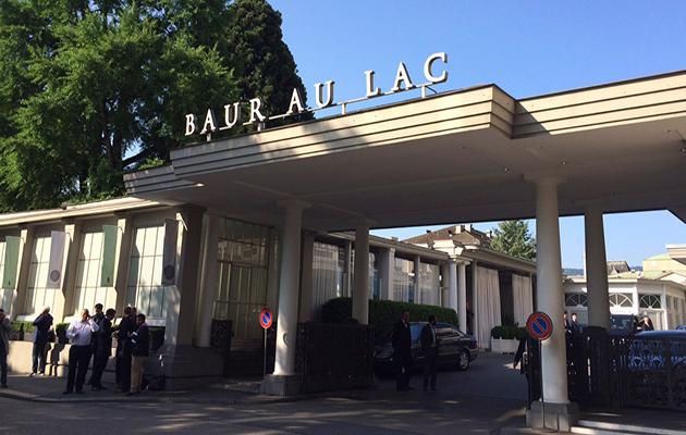 Hotel Baur au Lac Zurich