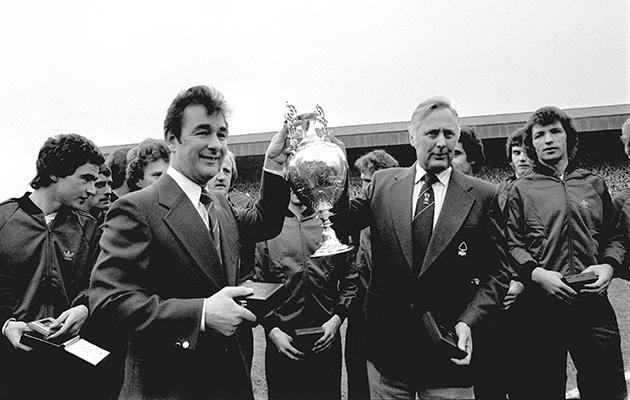 Brian Clough Peter Taylor
