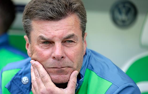 Wolfsburg Dieter Hecking