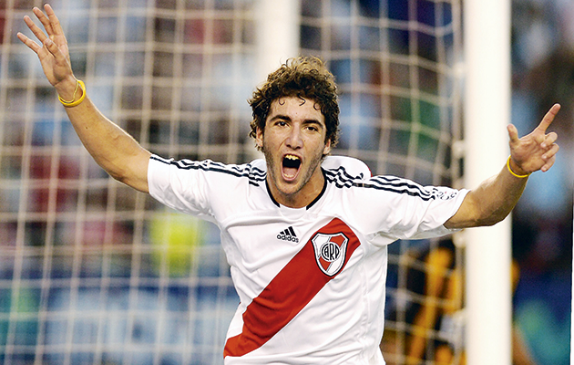 Gonzalo Higuain River Plate