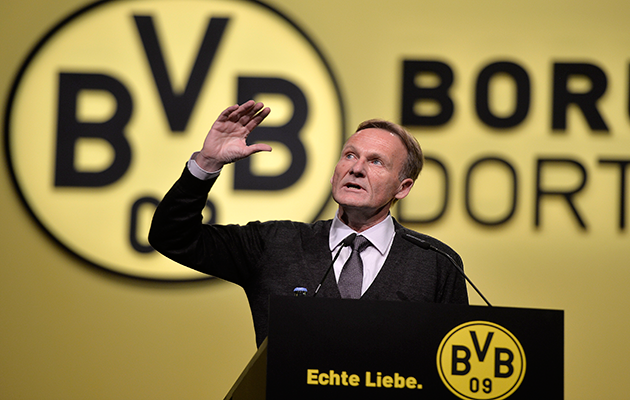 Hans-Joachim Watzke 48-team World Cup