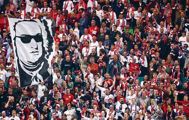 Rb Leipzig Fan App