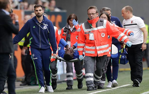 Schalke's Breel Embolo