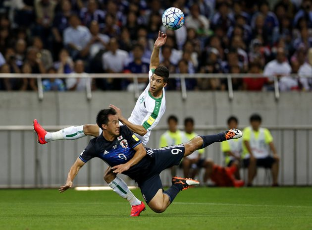 World Cup images of the week. - World Soccer