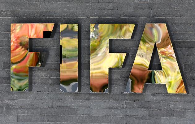 Fifa logo qatar