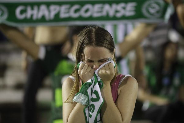 Football world united in grief over Chapecoense tragedy