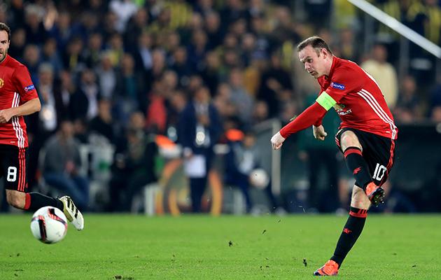 Rooney menolak kesempatan pindah ke China pada musim panas ini