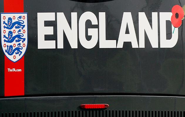 England FA Poppy