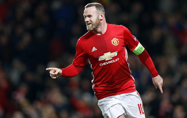 Wayne Rooney Feyenoord