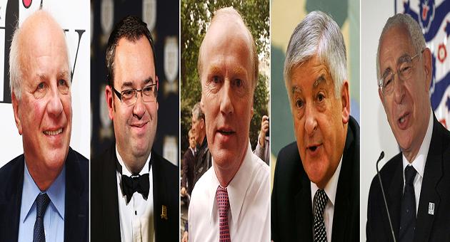FA chairmen FA reform