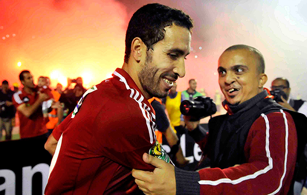 Former Al-Ahly player Mohamed Aboutrika added to Egypt terror list