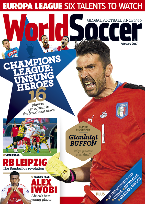 Soccer Goals For Sale >> World Soccer - February 2017
