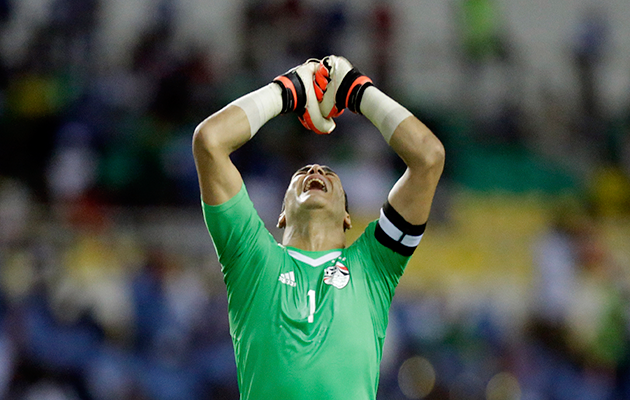 Essam El Hadary African Cup of nations