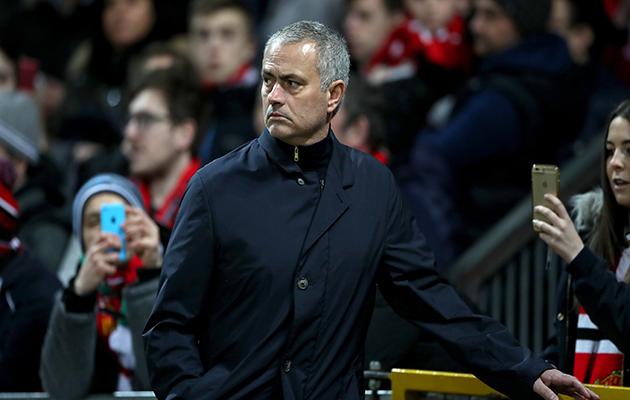 Jose Mourinho St-Etienne