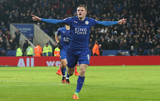 Leicester players stung into action, claims Jamie Vardy