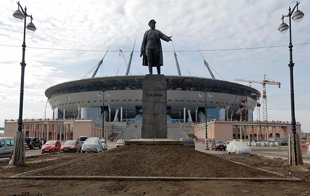 Zenit-Arena St Petersburg