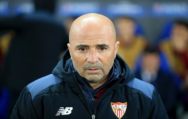 Sevilla Jorge Sampaoli