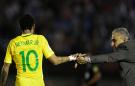Neymar Tite Brazil