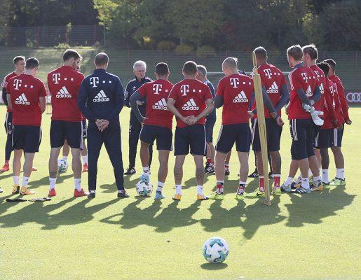 Catatan Nick Bidwell dari Jerman: Heynckes menikmati kepulangannya ke Bayern