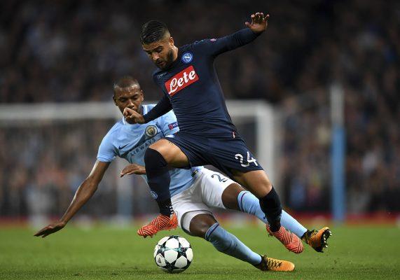 Catatan Paddy Agnew dari Italia: Napoli bermain mengejar ketinggalan di Liga Champions