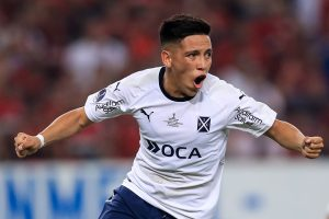 Tim Vickery's Notes from South America: Barco success with Independente offers South Americans another route to success